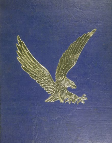 1968 North Olmsted High School Yearbook Cover