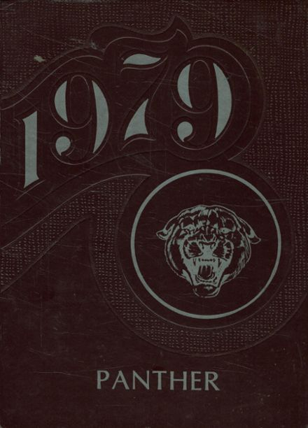 1979 Mountain Grove High School Yearbook Cover