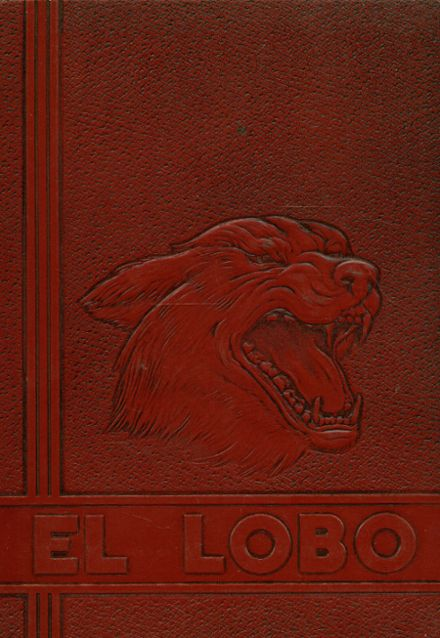 1966 Levelland High School Yearbook Cover