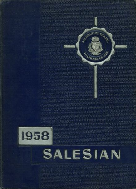 1958 Salesianum High School Yearbook Cover