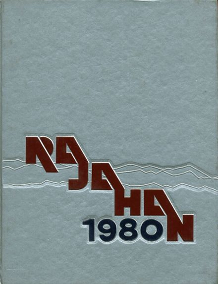 1980 Indio High School Yearbook Cover