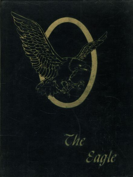 1965 O'Donnell High School Yearbook Cover