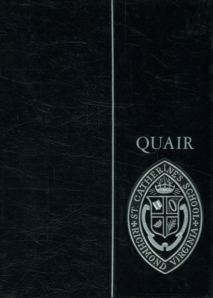 1991 St. Catherine's School Yearbook Cover