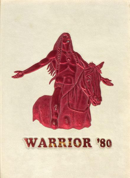 1980 East Bay High School Yearbook Cover