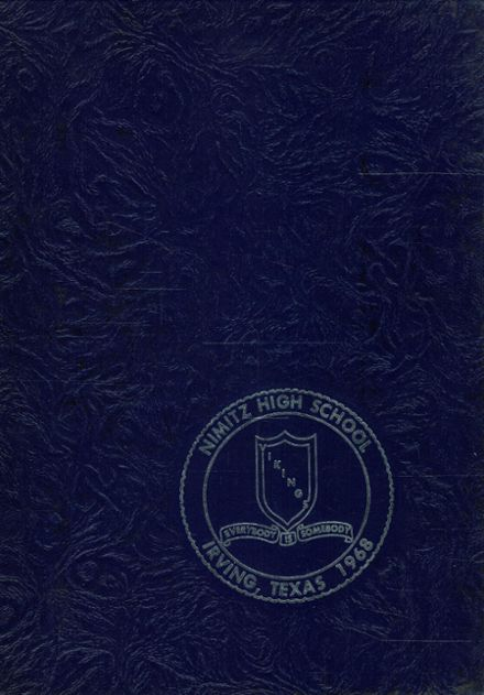 Nimitz High School Yearbook 1 1968 Nimitz High School