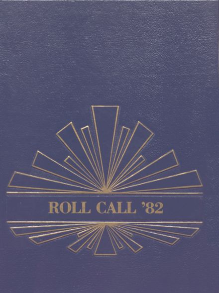 1982 Farmington High School Yearbook Cover