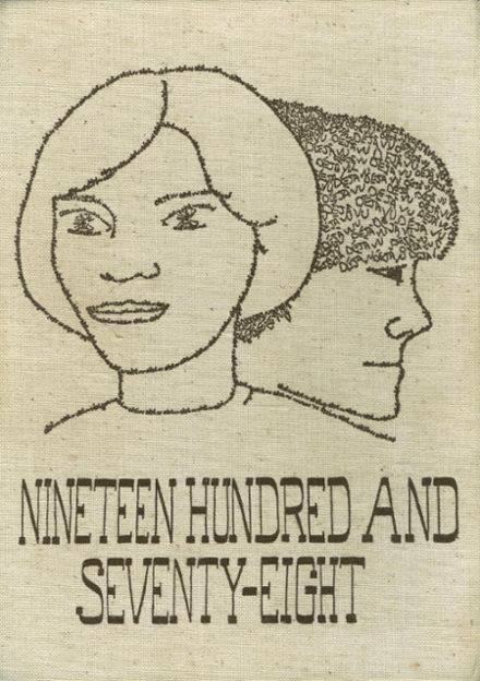1978 O'Neill High School Yearbook Cover