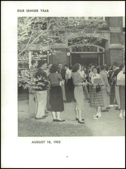 Explore 1953 Sevier County High School Yearbook ...