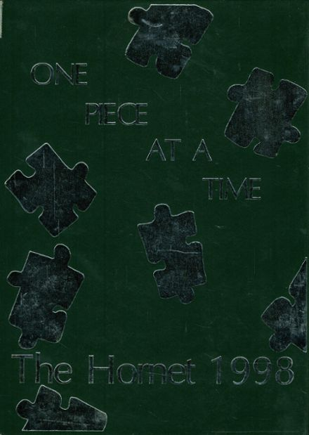 1998 Boles Home High School Yearbook Cover