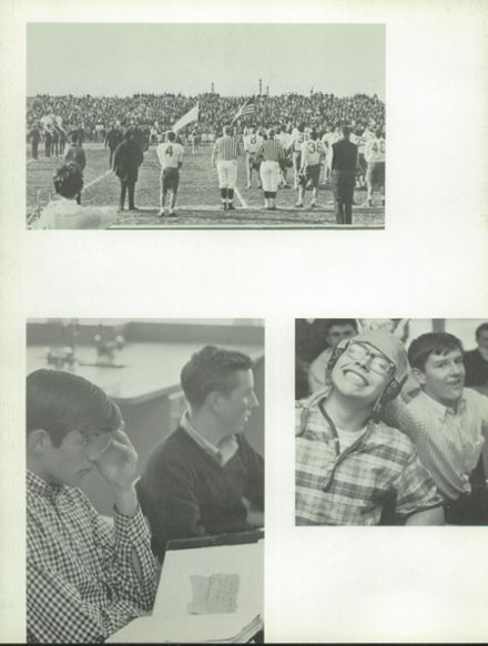 1967 Hamilton East-Steinert High School Yearbook Page 6
