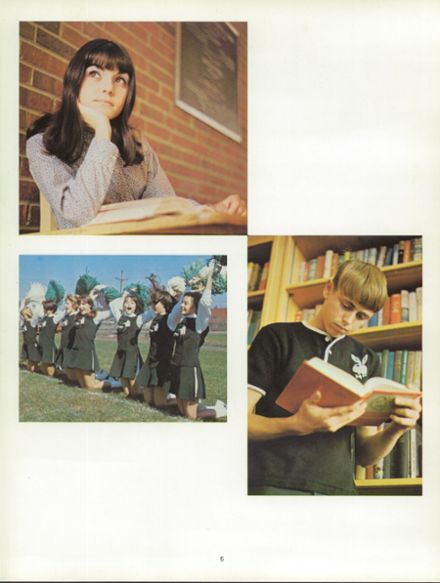 1967 Hamilton East-Steinert High School Yearbook Page 9