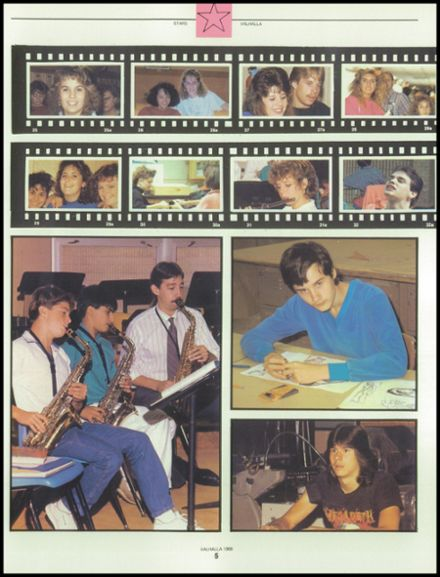 Explore 1988 South Brunswick High School Yearbook Monmouth Junction
