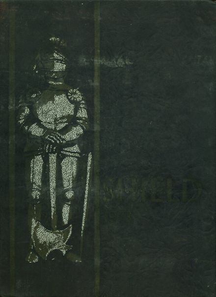 1973 West Leyden High School Yearbook Cover