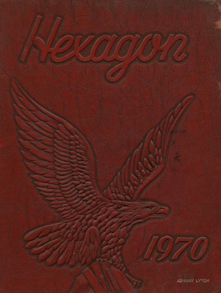 1970 Seventy-First High School Yearbook Cover