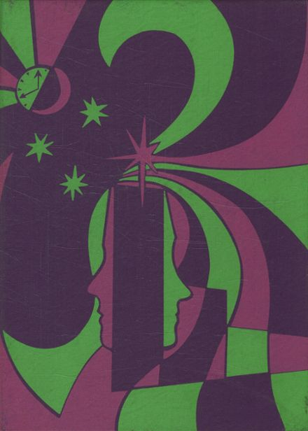 1972 St. Joseph's Academy Yearbook Cover