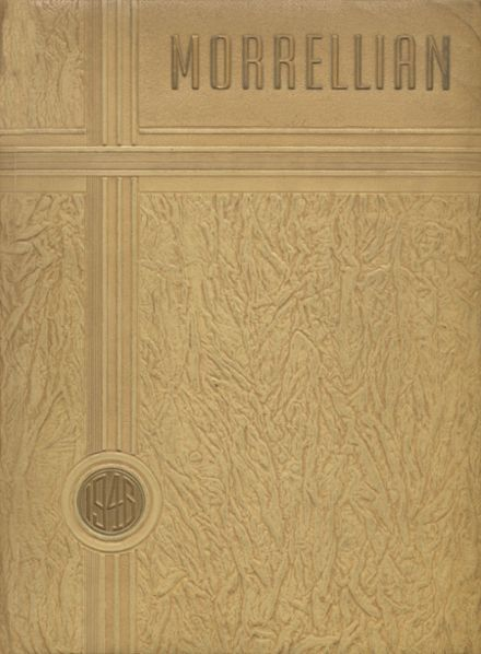 1946 Irvington-Frank H. Morrell High School Yearbook Cover