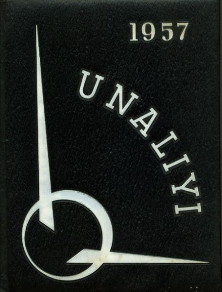 1957 Souderton High School Yearbook Cover