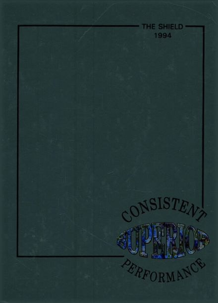 1994 Bishop O'Connell High School Yearbook Cover