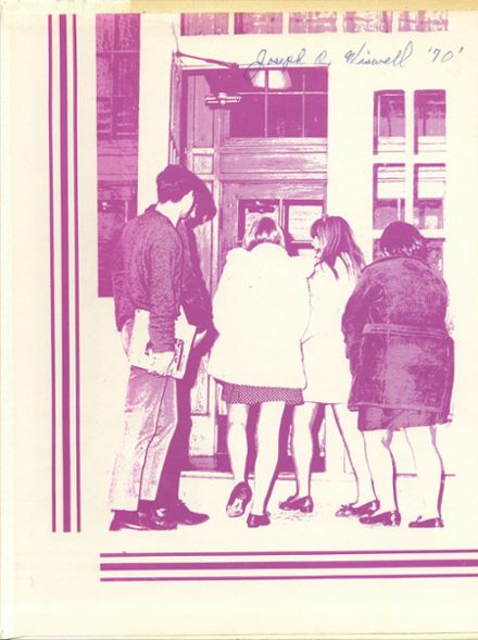 1970 North Kansas City High School Yearbook Page 2