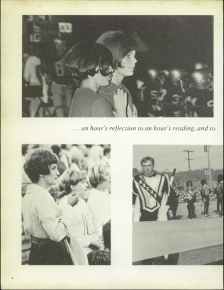 1970 North Kansas City High School Yearbook Page 8