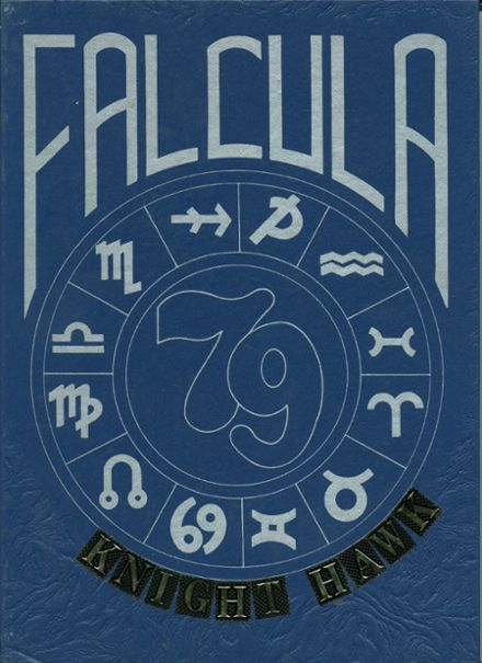 1979 Ector High School Yearbook Cover
