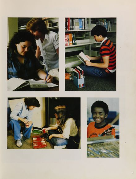 1979 Young Magnet High School Yearbook Page 7