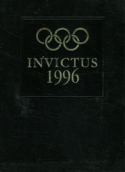 1996 Virgil Grissom High School Yearbook Cover