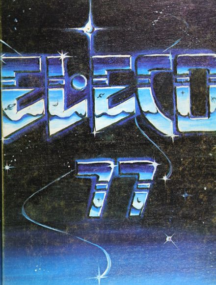 1977 Nathaniel Narbonne High School Yearbook Cover