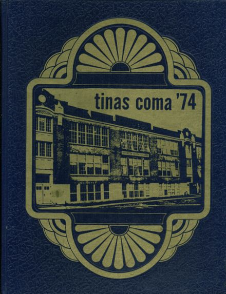 1974 Burlington-Edison High School Yearbook Cover
