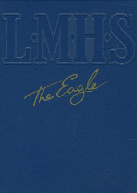 1987 Line Mountain High School Yearbook Cover