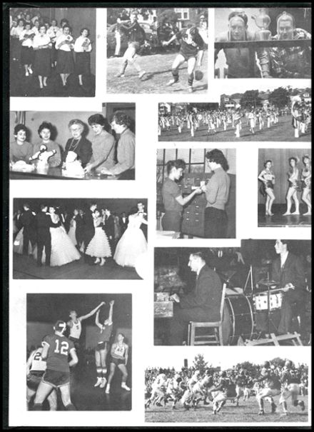 1960 Medford High School Yearbook Page 2