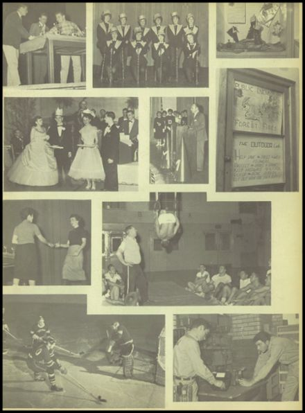 1960 Medford High School Yearbook Page 3