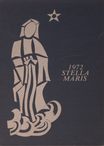 1972 St. Dominic's High School Yearbook Cover