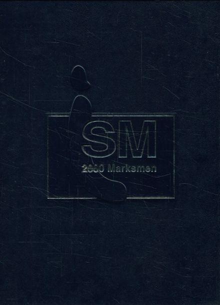 2000 St. Mark's School of Texas Yearbook Cover