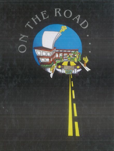 1995 Bishop O'Dowd High School Yearbook Cover