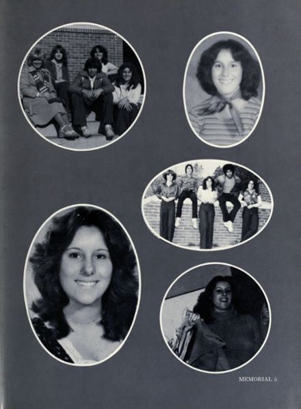 1981 Bishop Manogue High School Yearbook Page 8