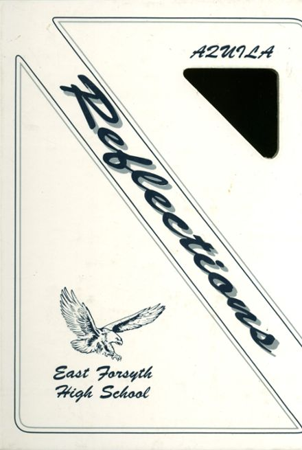 1988 East Forsyth High School Yearbook Cover