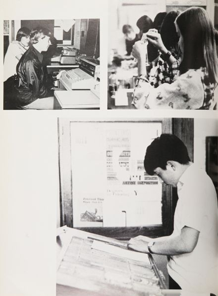 1975 Foreman High School Yearbook Page 8