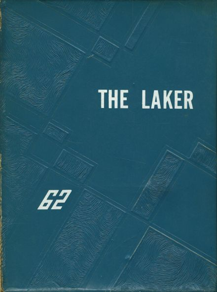 1962 Lake City High School Yearbook Cover