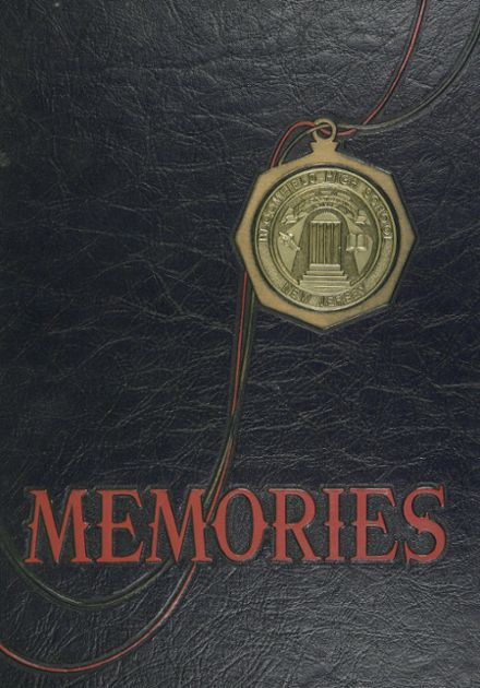 1965 Bloomfield High School Yearbook Cover