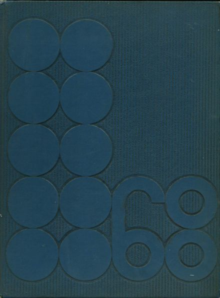 1968 Owen J. Roberts High School Yearbook Cover