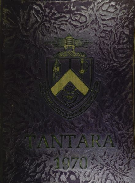1970 Fitch High School Yearbook Cover