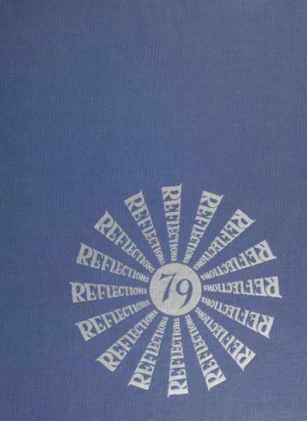1979 Reitz High School Yearbook Cover