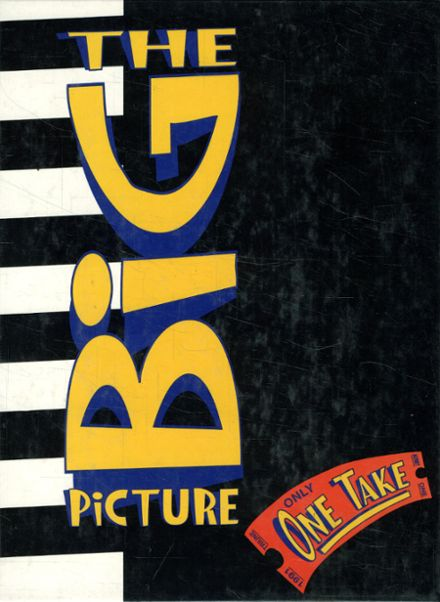 1991 Trinity High School Yearbook Cover