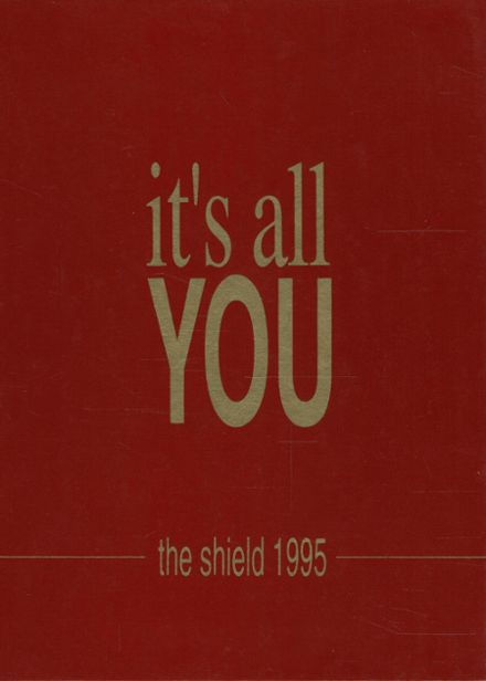 1995 Bishop O'Connell High School Yearbook Cover