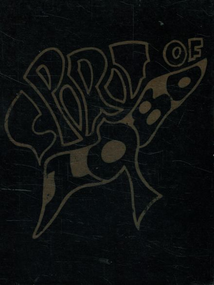 1980 St. Mary's Academy Yearbook Cover