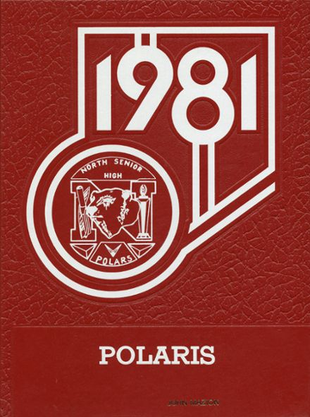 1981 North St. Paul High School Yearbook Cover
