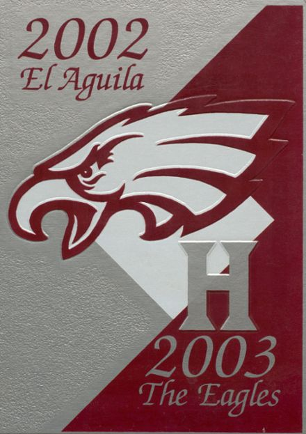 2003 Hillsboro High School Yearbook Cover