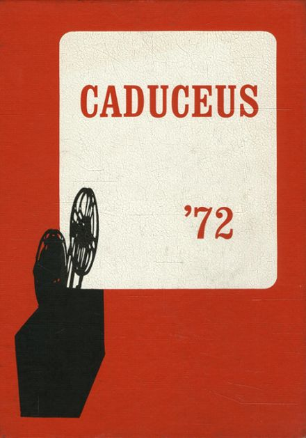 1972 St. Luke's School Yearbook Cover