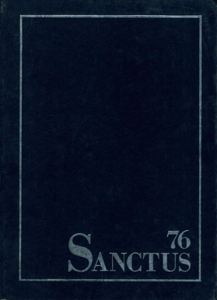 1976 St. Andrew's Episcopal High School Yearbook Cover